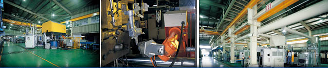 Die Casting - BASSO industry Corporation